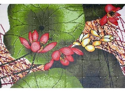 Infinity Ceramic Tiles Mosaicos Lotus Mosaico