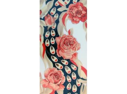 Infinity Ceramic Tiles Pavone Rosas Decor
