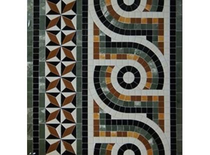 Infinity Ceramic Tiles Ravenna Cenefa Marron