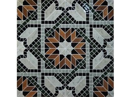 Infinity Ceramic Tiles Ravenna Medix Marron