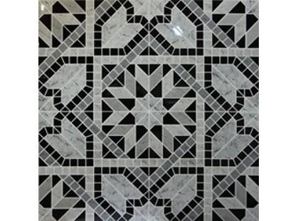 Infinity Ceramic Tiles Ravenna Medix Nero