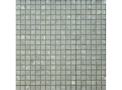 Infinity Ceramic Tiles Rossetti Madreperla Media(15x15)