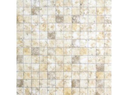 Infinity Ceramic Tiles Royal Mosaico Mosaico Crema