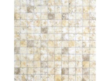 Infinity Ceramic Tiles Royal Mosaico Crema