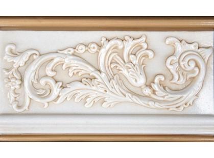 Infinity Ceramic Tiles Vaticano Vaticano Oro Cenefa-2
