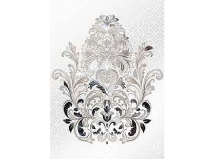 Global Tile Borgo черно-бел.1634-0098