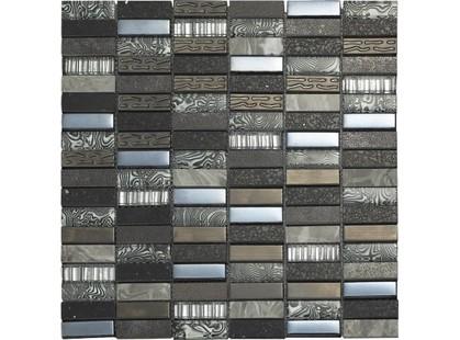 Intermatex Stripes Malla Silver
