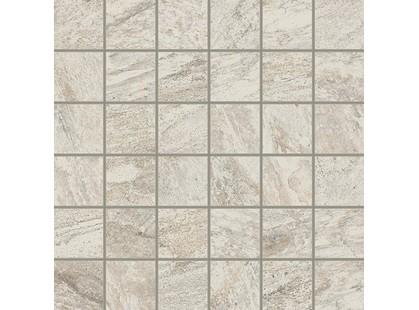 Italon Alpi Bianco Inserto Mosaico