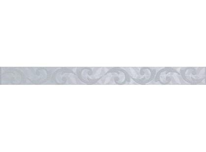 Italon Touch Grey Listello Flower 50
