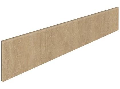 Italon Travertino Floor Project Battiscopa Noce
