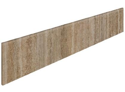 Italon Travertino Floor Project Battiscopa Silver Lux