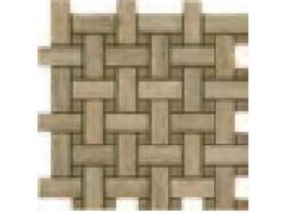 Italon Travertino Floor Project Silver Mosaico Lounge