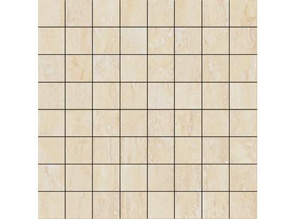 Italon Travertino Floor Project Navona Mosaico Lux
