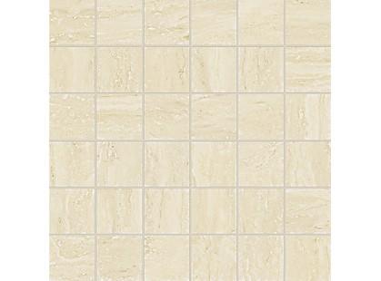 Italon Travertino Floor Project Navona Mosaico