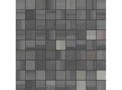 ITT Ceramic Pleasure Grey mosaic