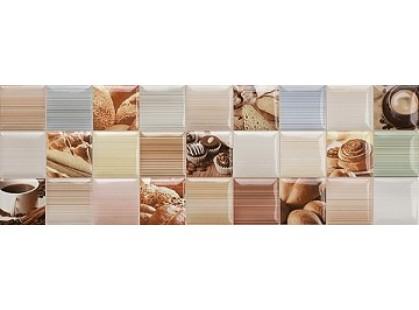 ITT Ceramic Rainbow Decor 2 Biscuit