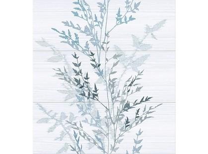 Keraben Fresh Blanco/Grafito Decor Nippon Blanco (из 3шт)