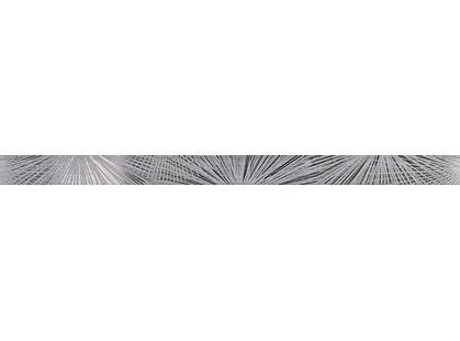 Keraben Velvet Listelo Bloom Grafito