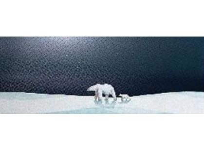 Kerama Marazzi Февральский снег ночь b287000