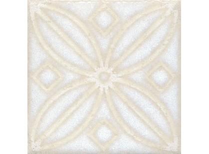 Kerama Marazzi Амальфи STG/B402/1266 Орнамент Белый