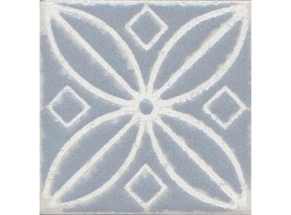 Kerama Marazzi Амальфи STG\C402\1270 Орнамент Серый