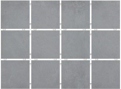 Kerama Marazzi Амальфи 1271 Серый Полотно (30х40 из 12 частей)