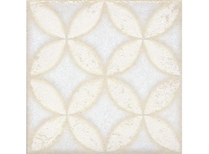 Kerama Marazzi Амальфи STG/B401/1266 Орнамент Белый
