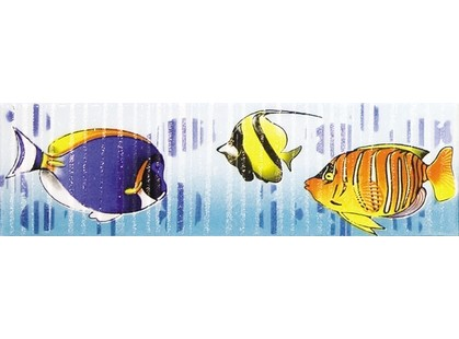 Kerama Marazzi Баттерфляй PQ01\2828  Рыбки