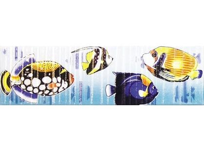 Kerama Marazzi Баттерфляй PQ02\2828  Рыбки