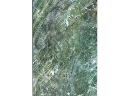 Kerama Marazzi Бельведер 8156   зеленый Глянцевая