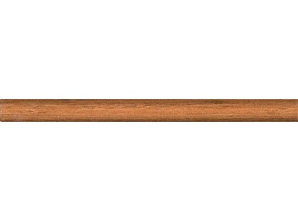 """Kerama Marazzi Бордюры """"Карандаш"""" 119 Дерево B0105\86 коричневый (матовый)"""