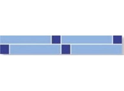 Kerama Marazzi Гармония 131/3275 Мозаичный Голубой