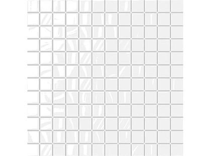 Kerama Marazzi Гламур 20003  Темари белый Глянцевая
