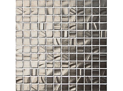 Kerama Marazzi Гламур 20006  Темари металл Глянцевая