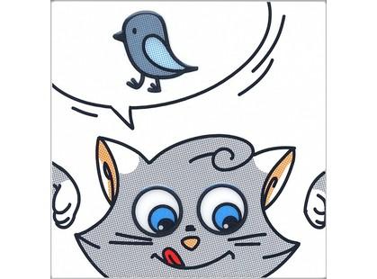 Kerama Marazzi Кошки мышки NT\A134\5009 Птичка