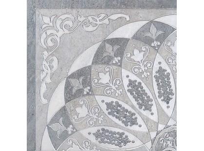Kerama Marazzi Монтаньоне HGD\B37\TU0031L Розона серый лаппатированный