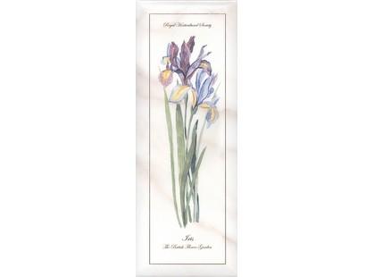 Kerama Marazzi Ноттингем NT\A84\15005  цветы грань