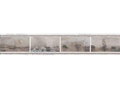 Kerama Marazzi Ньюпорт Корабли коричневый STG\A209\15010