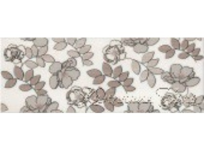 Kerama Marazzi Ньюпорт Цветы коричневый STG/А182/15010