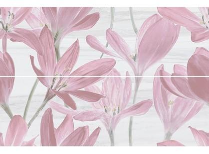 Kerama Marazzi Сады Форбури Крокус розовый 13012R\A\B\3F