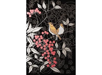 Kerama Marazzi Сакура A1729\8141  Цветы и птицы