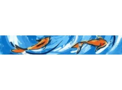 Kerama Marazzi Салерно NT\A164\15000 Рыбки