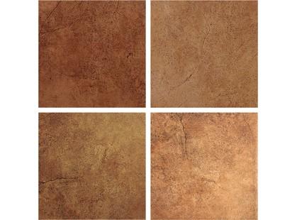 Kerama Marazzi Селла 3307  коричневый Матовая