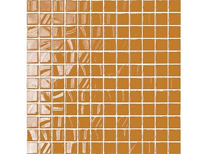 Kerama Marazzi Серпентино 20014  Темари коричневый Глянцевая
