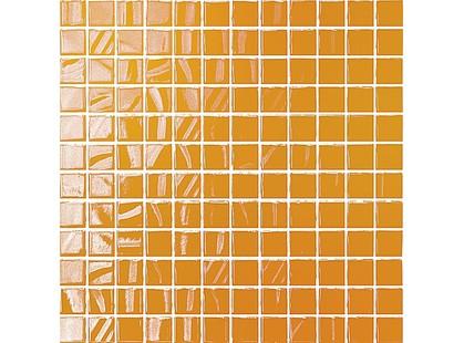 Kerama Marazzi Танец цветов 20010  Темари желто-красный светлый Глянцевая