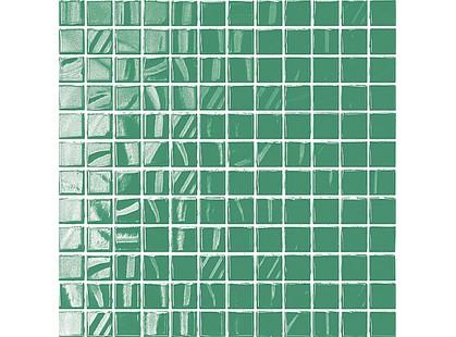 Kerama Marazzi Темари 20021   зеленый Глянцевая