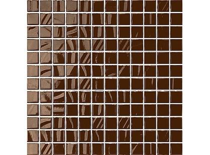 Kerama Marazzi Темари 20046  темно-коричневый Глянцевая