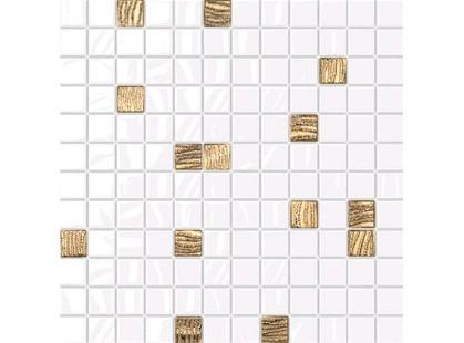 Kerama Marazzi Темари белый  мозаика 20026