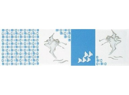 Kerama Marazzi Волна B687/2025 Голубой