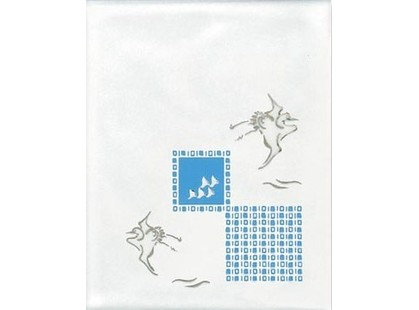 Kerama Marazzi Волна B688/2025 Голубой